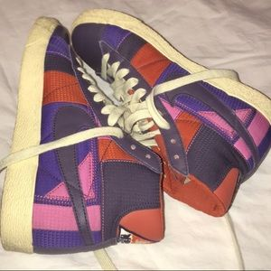 Nike Boutique Patchwork Blazers